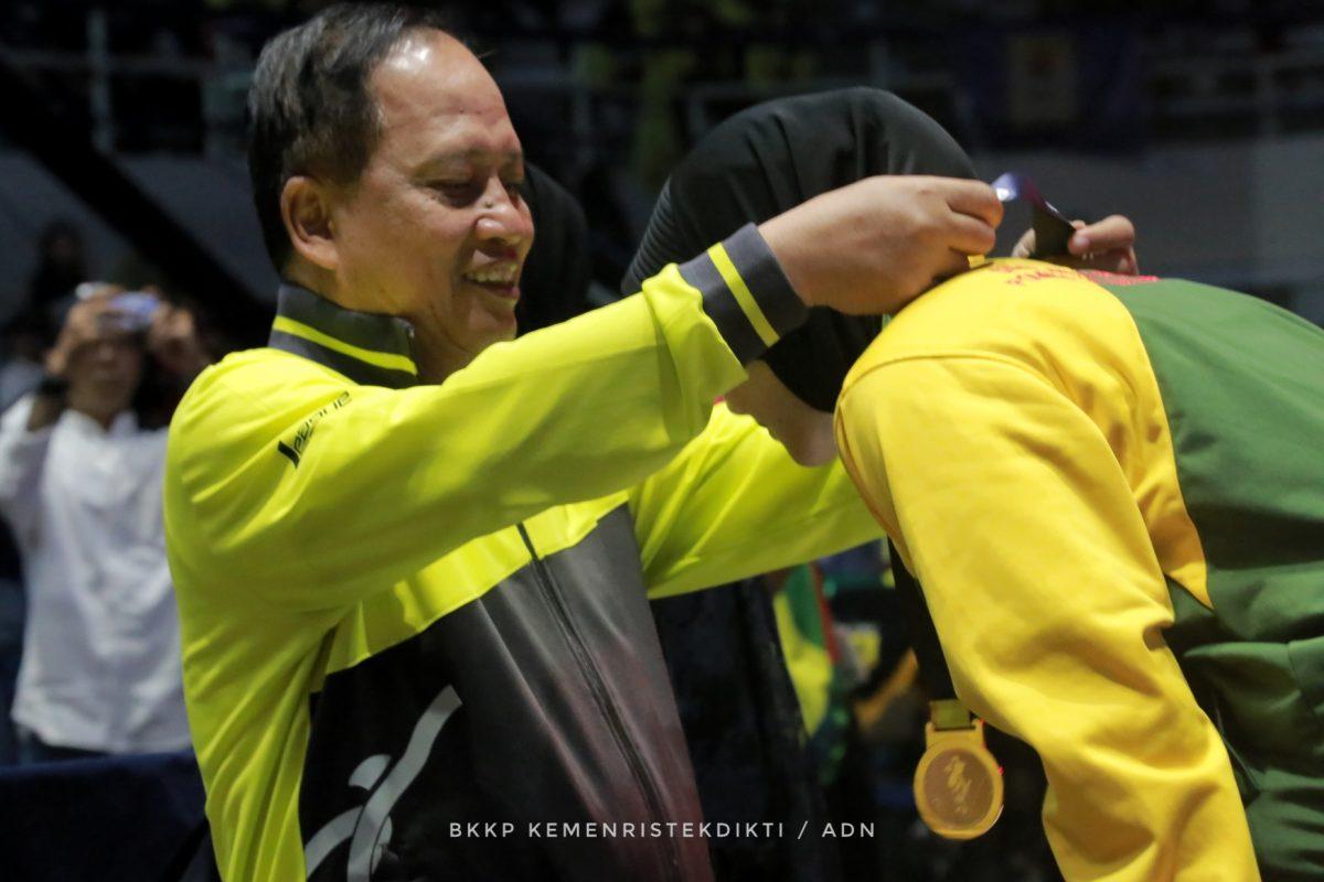 Klasemen Akhir POMNAS 2019: DKI Jakarta Juara Umum