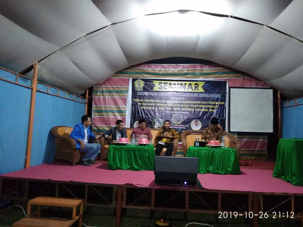Prof.Dr. H.Zainal Abidin Sebut Mahasiswa Sasaran Empuk Faham Radikalisme