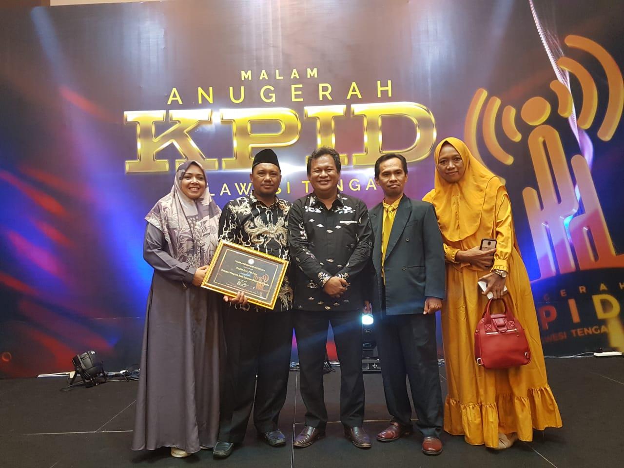 Malam Anugerah KPID, RAL FM Raih Penghargaan Kategori ILM