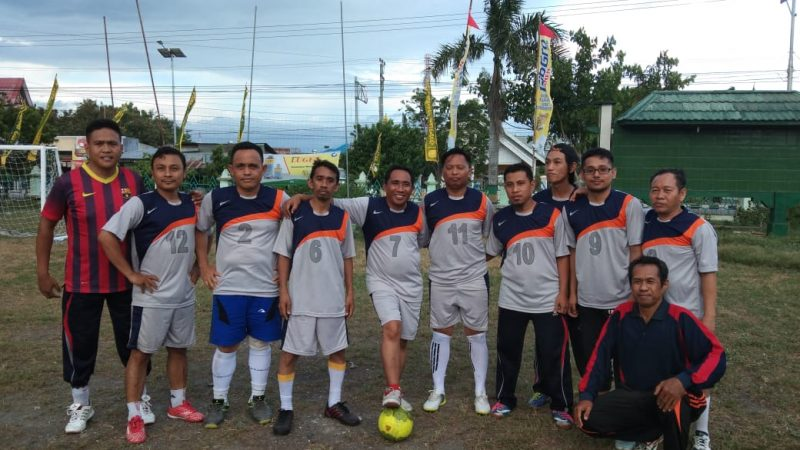 Dramatis, FAI Unisa Juara Futsal Antar Dosen, Tahali Top Scorer