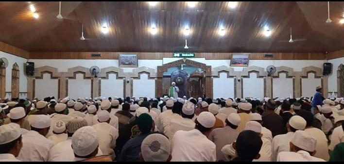 Haul Habib Abdillah Aljufri ke- 14, Ini Pesan Habib Alwi Syihab