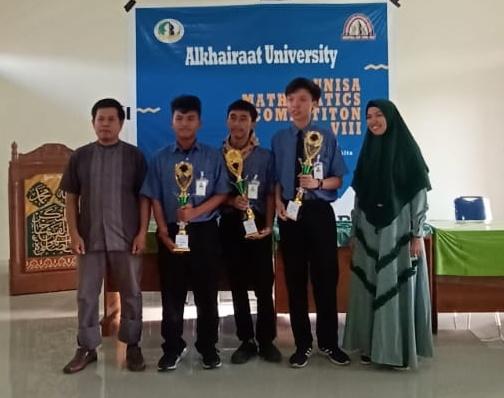 SMA Al-Azhar Mandiri Juara Umum UMC Unisa