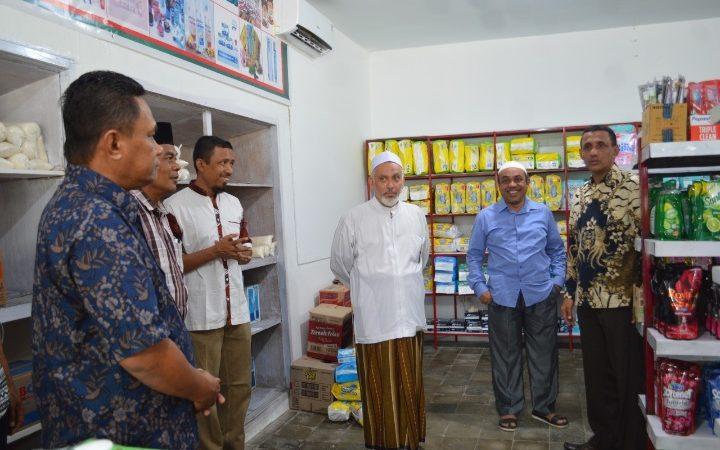Penuhi Kebutuhan Pokok Saat Corona, Habib Ali Resmikan Swalayan Unisa