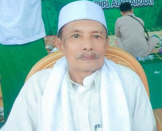 Alkhairaat Berduka, KH Dahlan Tangkaderi Tutup Usia