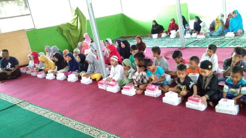 Ini Doa Anak Yatim Petobo Untuk Para Dermawan