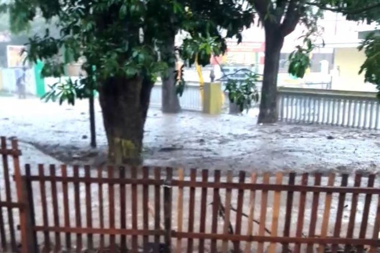 Gorontalo Kembali Diterjang Banjir Bandang Luapan Sungai Bone