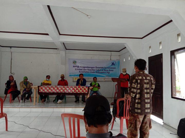 Tim PPPUD Unisa Kembangkan Geowisata Berwasasan Edukasi dan Kearifan Lokal di Desa Anca