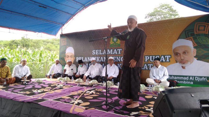 Majelis Asyabaalul Khairaat Pusat Dikukuhkan, Ini Pesan Habib Ali