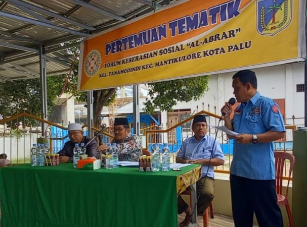 Kadis Sosial Provinsi Ajak Perkokoh Keserasian Sosial Pasca Bencana