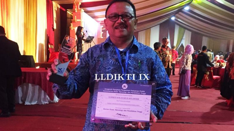 Perguruan Tinggi Swasta di Sulawesi Raih Skor Signifikan Klasterisasi Kemendikbud