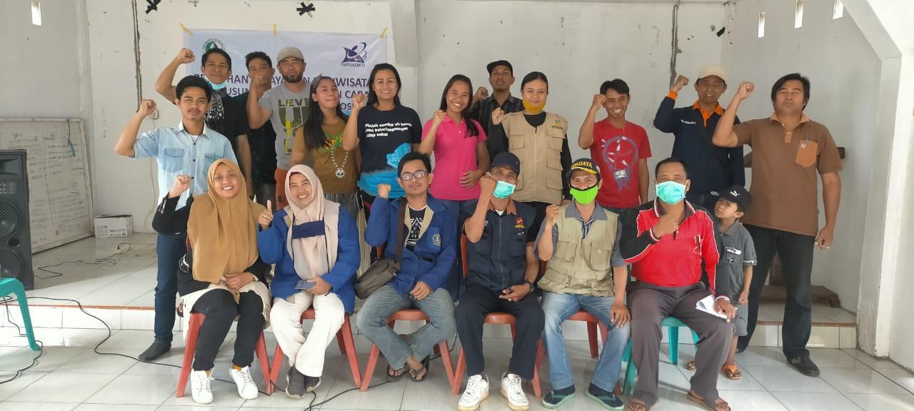 Libatkan Karang Taruna, Dosen Unisa Sosialisasikan Pelayanan Geowisata di Desa Anca Sigi
