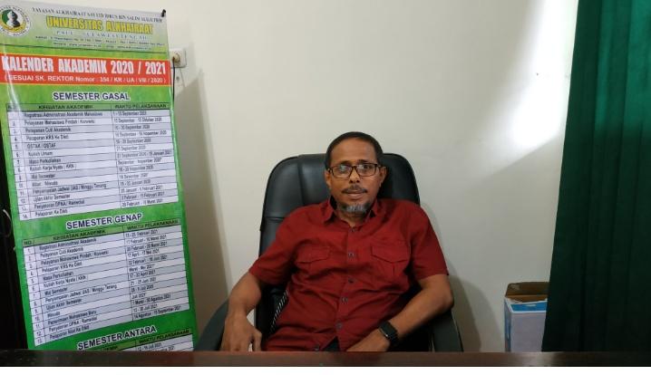 LPPM Universitas Alkhairaat Terapkan KKN Tematik Covid-19