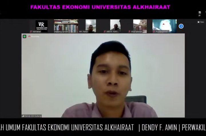 Kuliah Umum Fekon Unisa Hadirkan Narasumber Dari Bursa Efek Indonesia