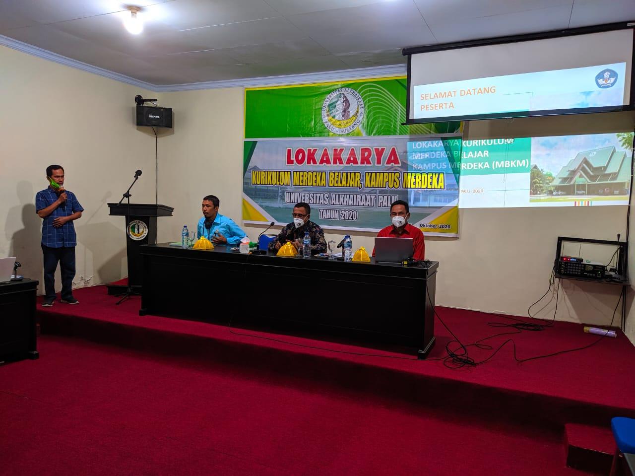 Persiapkan Mahasiswa Masuki Dunia Kerja,Unisa Gelar Lokakarya Kurikulum  MBKM