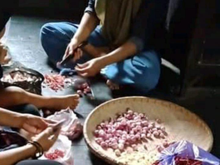 Ikan Suir-Suir Touna Untuk  Korban Gempa Sulbar