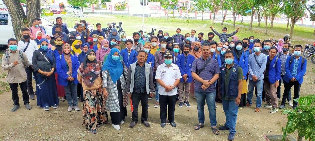 """Camat Kinovaro; Mahasiswa KKN Harus Miliki """"CIUM"""" di Masyarakat"""