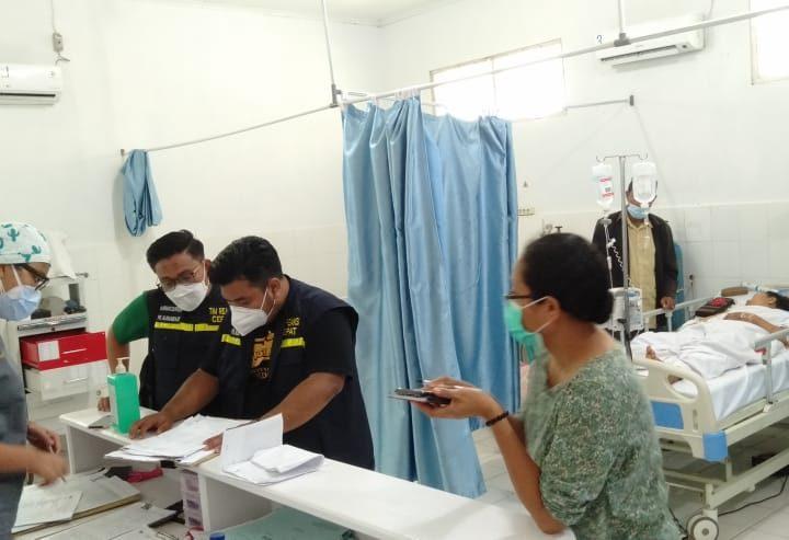 TBM Arteria FK Unisa di NTT, Cerita Dari Pulau Lembata