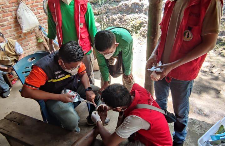 Puasa,Tim Medis Unisa Tetap Lakukan Pelayanan Hingga ke Kampung Terpencil di NTT