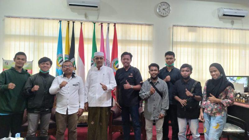 BEM Universitas Lama Vakum, Para Ketua BEM Fakultas Sowan Ke Rektor