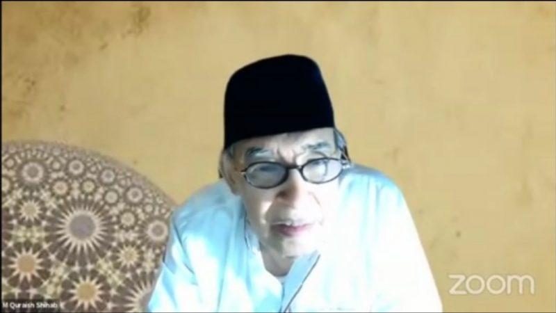 Pakar Tafsir Alqur'an Ini  Akui Kedalaman Ilmu Yang Dimiliki Habib Saggaf Aljufri