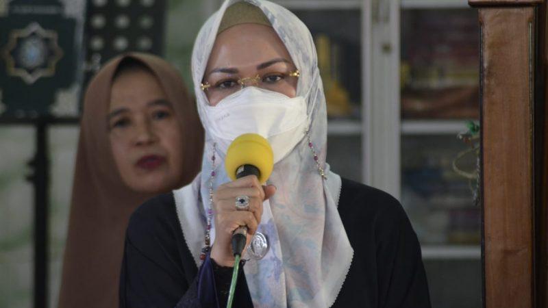 Diah Puspita Hadiri Silaturrahim Forum Komunikasi Majelis Taklim Palupi