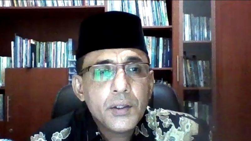 Ostak Berakhir, Rektor Ingatkan Maba Jaga Alkhairaat
